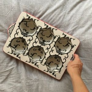 Molly & Hatch Cupcake Pan from Anthro